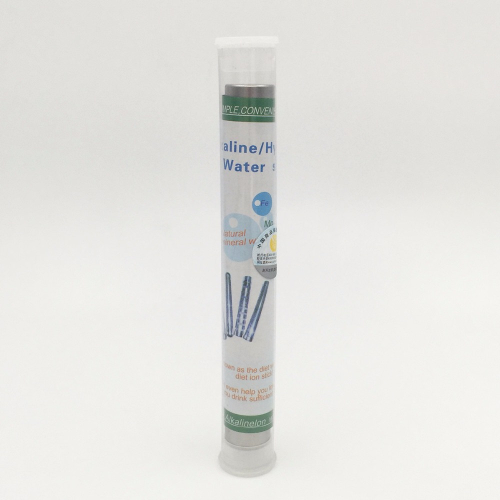 Hydrogen Water Sticks Alkaline Water Generator Hydrogen Rich Water Maker 2pcs/LOT