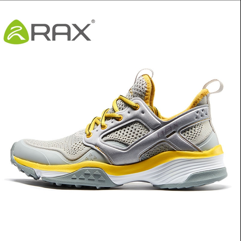 Rax Women Hiking Shoes Women Sports Shoes Breathable Super Light Shock Absorbing Summer Women Sneakers Shoes #B2519