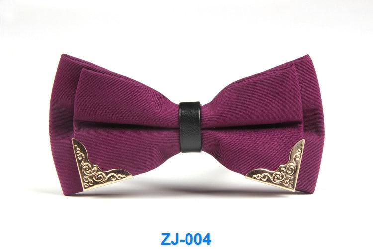 Mens bowla Polyester Justerbar bowknot business bröllopsfest fjäril - Kläder tillbehör - Foto 3