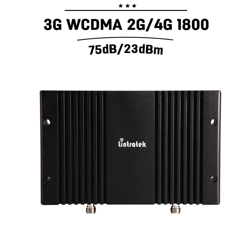 75dB Gain GSM 1800 3G WCDMA 2100 répéteur de Signal cellulaire DCS 1800 mhz UMTS 2100 mhz amplificateur de puissance 23dBm amplificateur de puissance #30