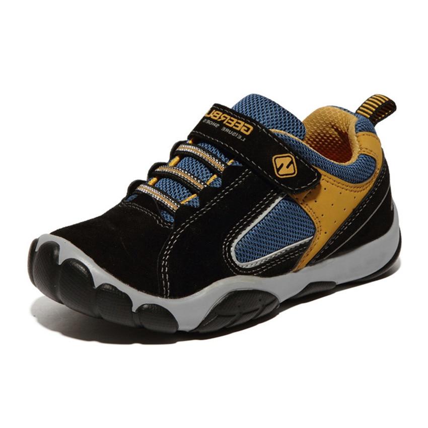 PU TIAN Kinderen Schoenen Kinderen Sneakers Ademend Waterdicht - Kinderschoenen - Foto 3
