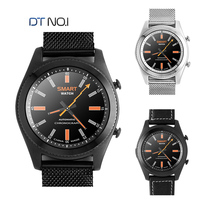 2017 NEW No 1 S9 NFC MTK2502C Smartwatch Heart Rate Monitor Bluetooth 4 0 Smart Watch