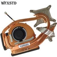 New CPU Cooling Fan&Heatsink For LENOVO THINKPAD W530 LAPTOP HEATSINK Cooler Radiator Cooling Fan Free Shipping