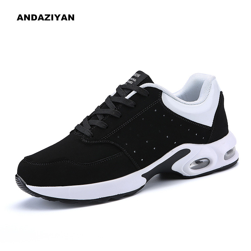 2018 spring new cushion casual couple shoes Mens outdoor casual shoes men