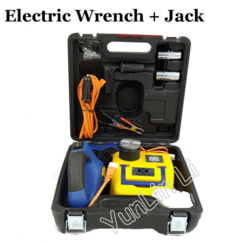 12 В Car Jack в том числе электрический ветер пистолет ключ Винт шин удаление автомобиль Jack аксессуары ремонт инструмента Портативный Аппаратны...
