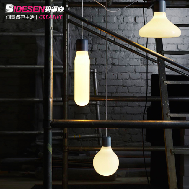 2015 modern creative North European FORM brief pendent lamp for dining room bar pendent light fictures Y1046
