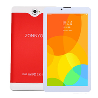 7 Inch Tablet PC Android 6.0 Quad Core 3G Phone Call Dual SIM 16GB Wifi Bluetooth Metal Shell Tablets for Big Discount
