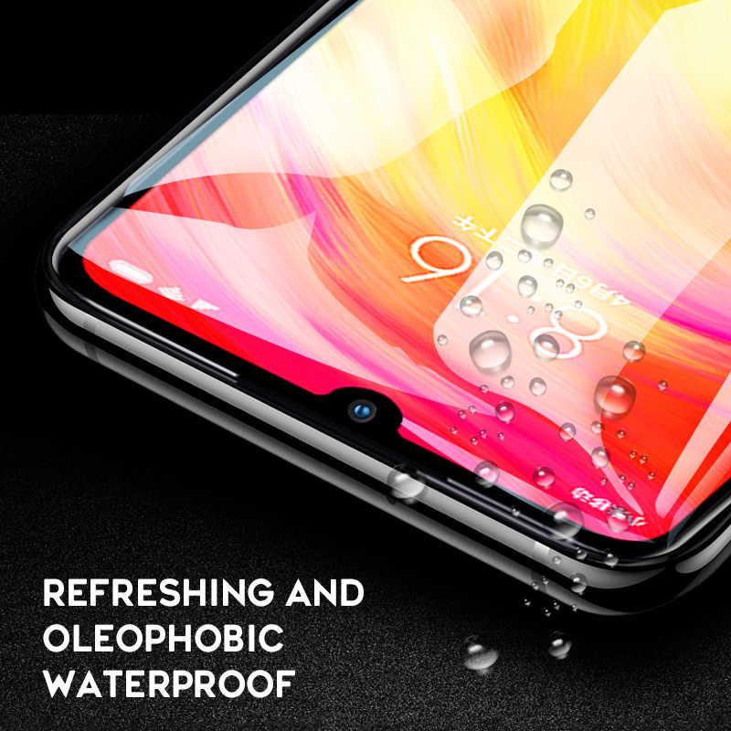 Đối với Xiaomi Redmi Lưu Ý 7 Đầy Đủ Bìa Tempered Glasss Bảo Vệ Màn Hình Cho Redmi 6 6A 5 Cộng Với Lưu Ý 5 6 pro 7 Kính Màng Bảo Vệ