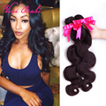 Ms Lula Hair Company Virgin Maylasian Hair Body Wave 7A Grade Hj Weave Beauty Malaysian Body Wave Malaysian Hair For Sale