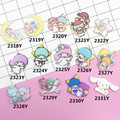 Min Order $5(Mix Order) Anime badges Acrylic HARAJUKU Badge cartoon creative brooch Collar Tips Gemini Cartoon brooches XZ160