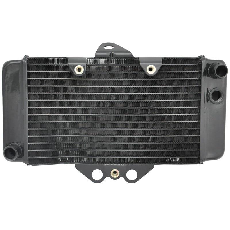 Motorcycle Aluminium Cooling Radiator Cooler For Honda VTR250 VTR 250 1997 1998 1999 2000 2001 2002 2003 2004 2005 2006 2007