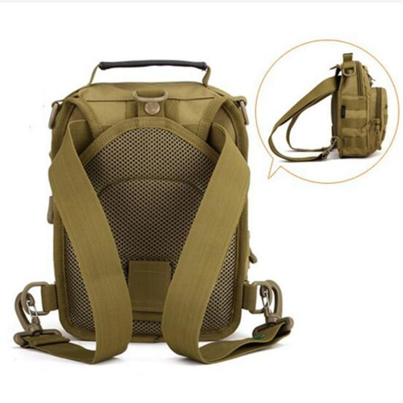 Nimmepealsed õlakotid 2016 sõjalise rinnakorvi mitmekülgsed kotid - Käekotid - Foto 5