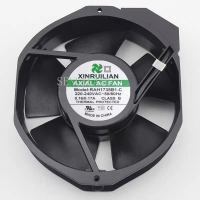 For XINRUILIAN RAH1738B1 C 172*38mm 220 240V 50/60HZ 0.16/0.17A Cooling Fan