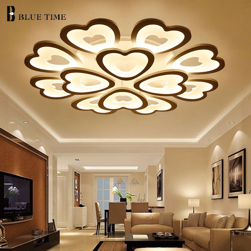 Back To Search Resultslights & Lighting Modern Simple Ultra-thin Acrylic Surface Mounted Smart Led Ceiling Lights Lustre Lampe For Kitchen Living Room Bedroom Luminaria
