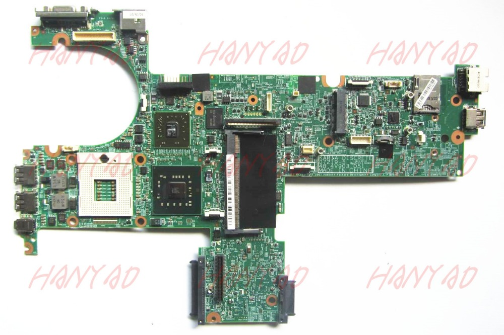 for hp 6930p laptop motherboard 07219 5 486300 001 48 4v903 051 motherboard Free Shipping 100 test ok in Laptop Motherboard from Computer Office