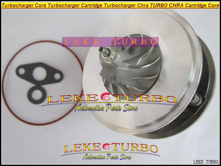 Free Ship Turbo cartridge CHRA Core BV39 54399700022 54399880022 Turbocharger For AUDI A3 Superb Altea Caddy BJB BKC BXE 1.9 TDI turbo charger turbo core for audi a3 1 9 tdi 105hp car turbo cartridge chra bv39 54399880022 54399880020