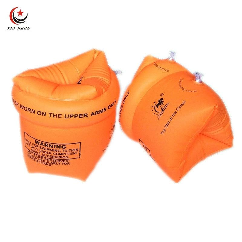 Jeden pár Nafukovací popruhy na krku Děti Naučte se plavat - Vodní sporty