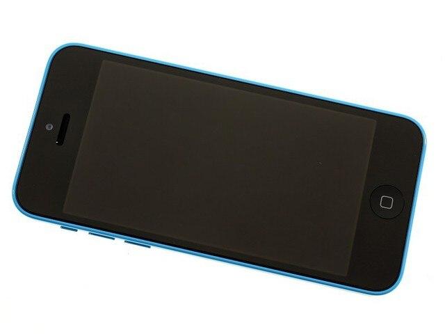 "iPhone 5c Original Unlocked Apple iPhone 5C IOS GPS WIFI Dual Core 4.0"" 8GB/16GB/32GB storage iphone5c cellphone Free shipping"