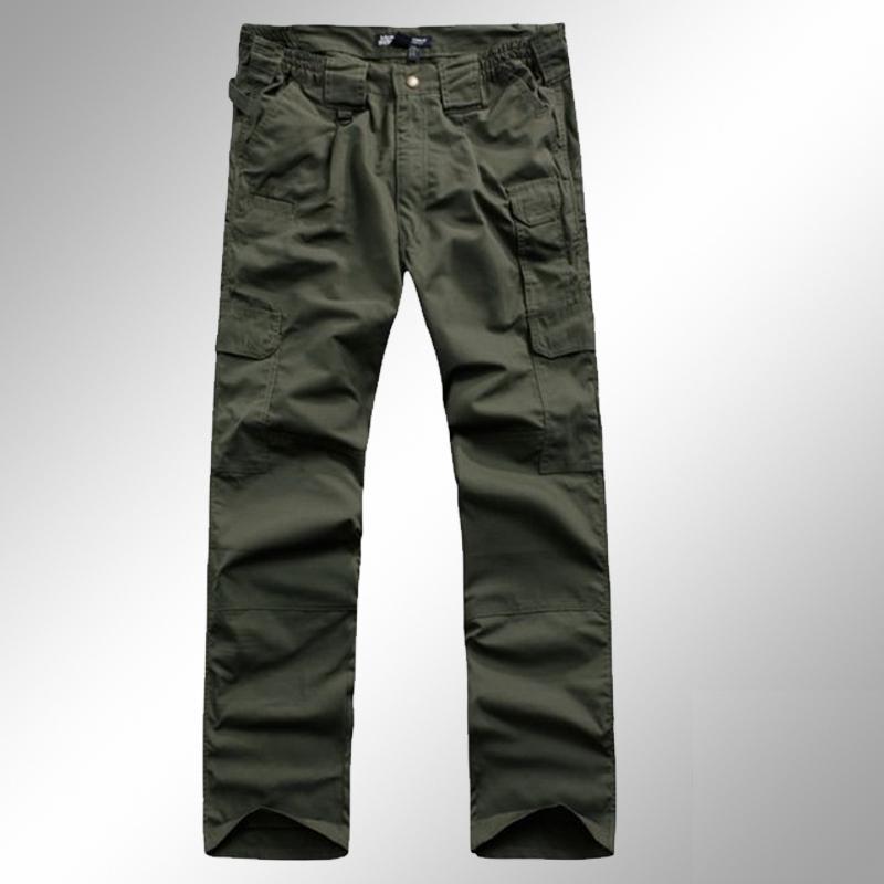 2019 Men Tactical Pants Outdoor Sports Taktik Military Trousers City Male Cargo Pants Man SWAT Combat Training Mens Pants New