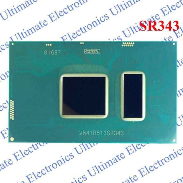 ELECYINGFO Refurbished SR343 I3 7100U SR343 I3 7100U BGA chip tested 100% work and good quality