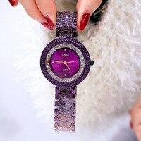 2019 Watch Women Fashion Casual Ladies Quartz Watch With Rhinestones Clock Women Watches Dress Wristwatch Relogio Feminino Gift
