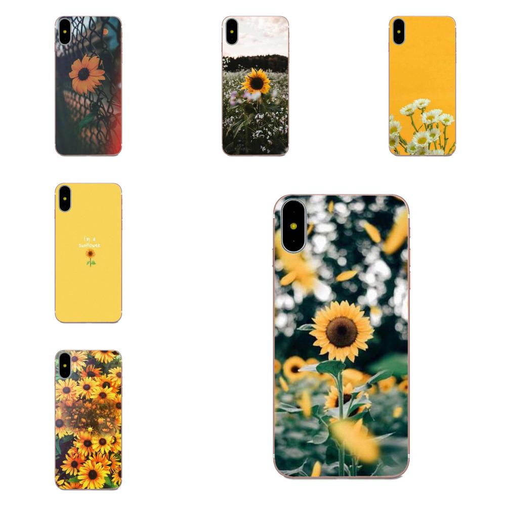 Sunfowers Fantasy Show For Galaxy Grand Alpha G850 Core2 Prime S2 I9082 A3 A5 A7 On5 On7 2015 2016 2017 TPU Call Box image