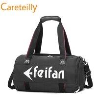 Great Capacity Man Duffel Bag Travel bag for Woman Nylon Yoga Bag Sport Bag