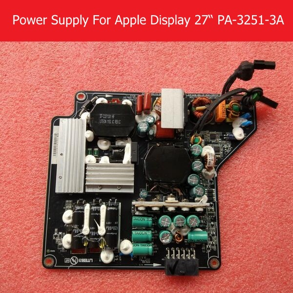 Weeten Internal 250W Screen Display Power supply for Apple imac 27