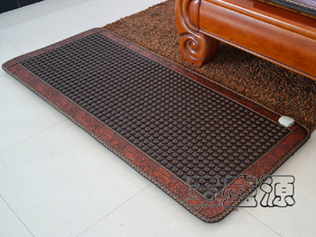 Jade Germanium Stone Sofa Heated Pad Heated Cushion Tourmaline Health Heated Sofa Cushion Heat Seat Pad For Sale 2016