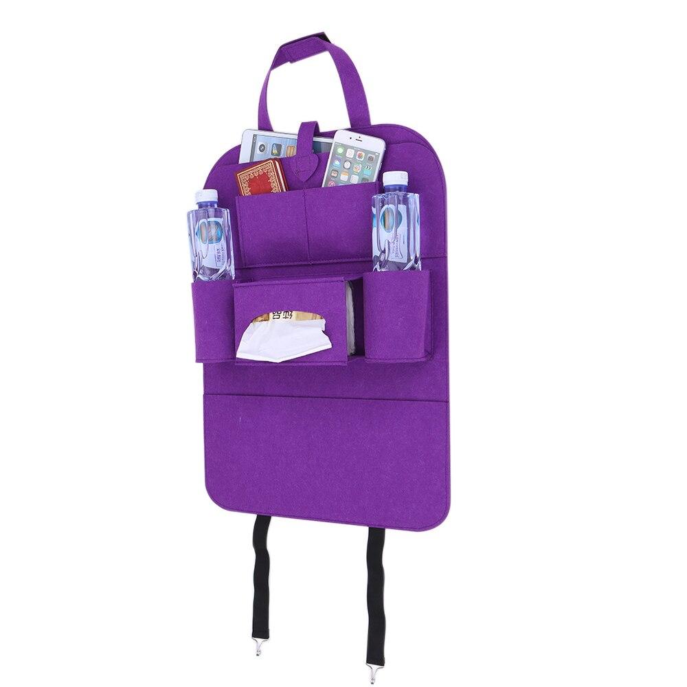 Multi-Purpose Auto Seat Organizer Bag allinonehere.com