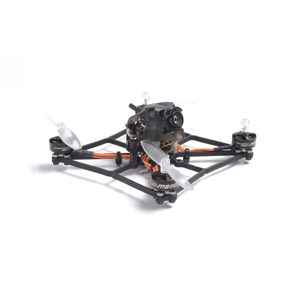 Diatone GTB229 105mm 2.5Inch 2S 8500KV/1000KV KababFPV Joint Design PNP FPV Racing RC Drone(China)