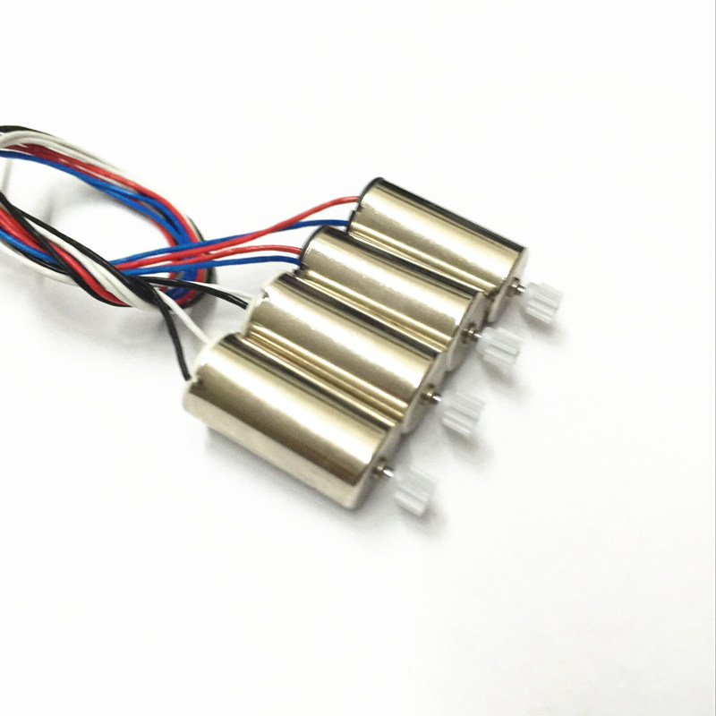 RC Drone Motors For Syma X5UW Motor Engine Quadcopter Spare Parts Motors Accessory For Syma X5SW X5SC X5S X5UC Quadcopter Motor купить