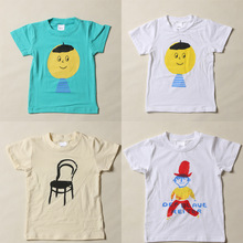 Bobo Choses Print 2017 Fashion Childre Kids Clothing T-shirt Cotton Short-sleeved Boys Girls Clothes Top Tank Vest 1-4y