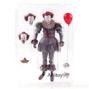 Image 5 - Neca Speelgoed Stephen King S Het De Clown Pennywise Figuur Pvc Horror Action Figures Collectible Model Speelgoed