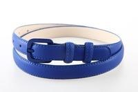 Female Belts Fashion Women Strap 2016 Wholesale Factory Blue Genuine Leather