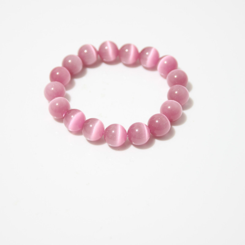 Sweet Pink Stone Beads...
