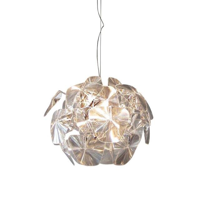 Nordic Modern D61/72/110cm Luceplan Hope Acryl Pendant Light Lamp E26 E27 Transparent Acryl Hanging Light Luminairs drop light