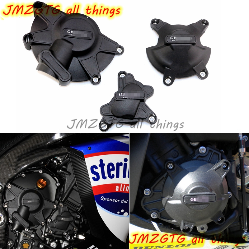 Motorcycles Engine cover Protection case for case GB Racing For R1 2009 2014 Engine Covers Protectors