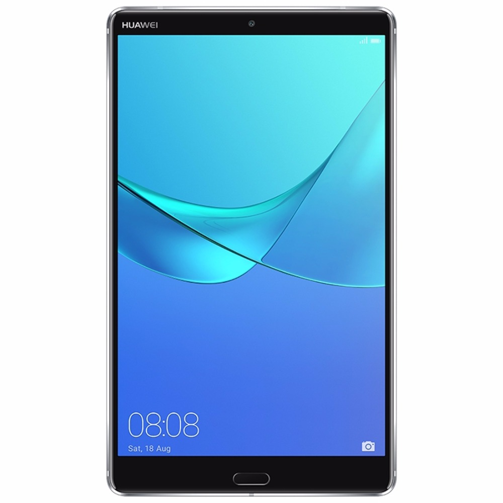Huawei MediaPad M5 SHT-AL09 4G LTE 8.4 pouces 4 GB RAM 64 GB ROM Android 8.0 Hisilicon Kirin 960 Octa Core + Micro noyaux i6 tablettes