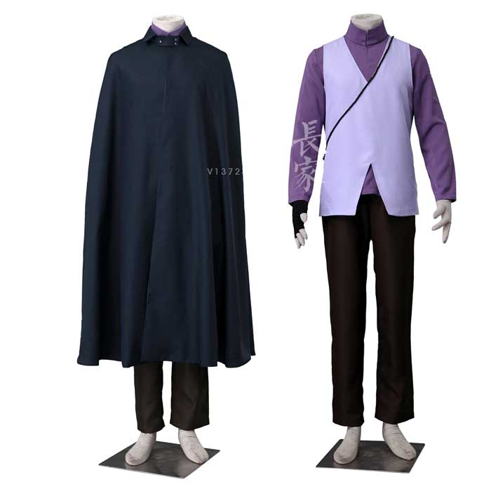 все цены на THE LAST -NARUTO THE MOVIE Uzumaki Boruto Uchiha Sasuke Cosplay Costume Custom Made Size Free Shipping