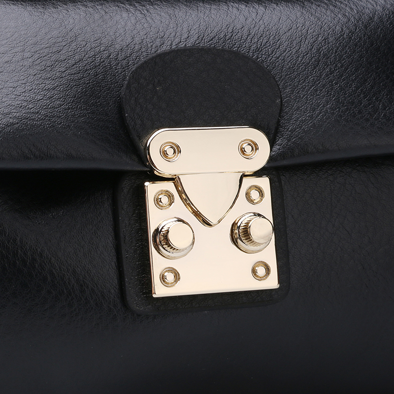mini bolsa crossbody crânio 2017 Color : Black, white Women Bags