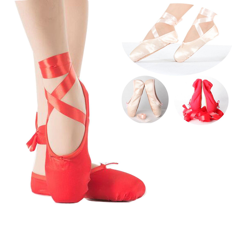 Nieuwe Dames Professionele Volwassen Kind Pointe Schoenen Ballet gvYbf7yI6