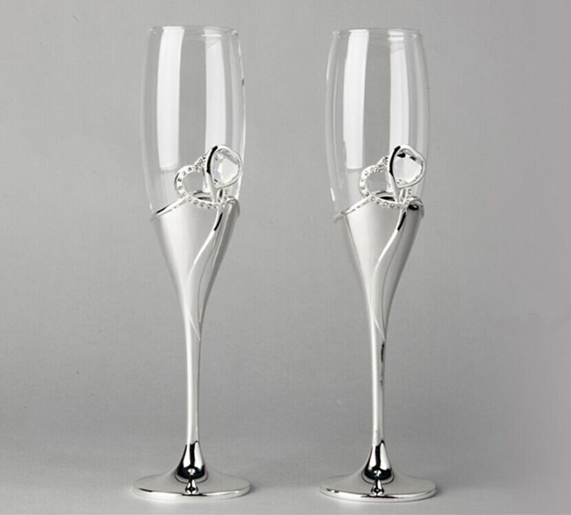 toasting wine glasses wedding love birthday Dining set bay gift high ...