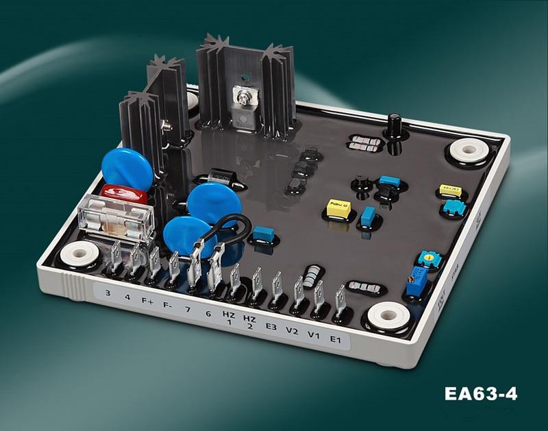 oringally EA63-4 Generator Automatic Voltage Regulator 63 Vdc 4 Amporingally EA63-4 Generator Automatic Voltage Regulator 63 Vdc 4 Amp