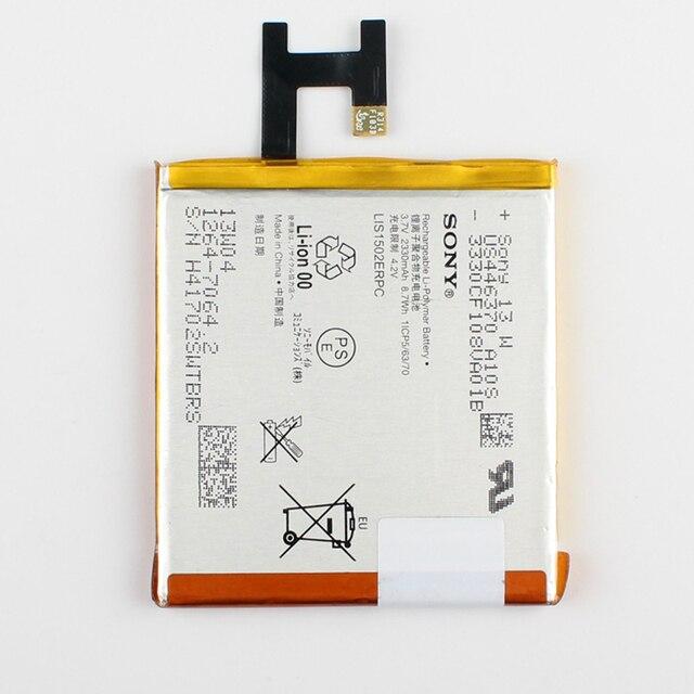 original sony L36H Battery for sony xperia z L36H lt36h L36i SO-02E C6603 c6602 2330mAh