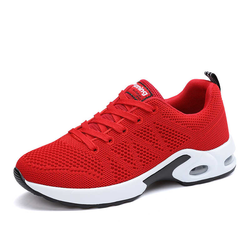 New Style Men Running Shoes Super Cool Men Women Sneakers Lightweight Unisex Trainers Gym Athletic Shoes Size 39-44 RS50
