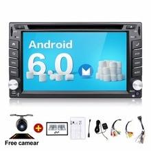Quad core 800*480 2 DIN Android 6.0 Fit Nissan Qashqai Tiida автомобильных аудио стерео радио GPS TV 3 г Wi-Fi DVD Automotivo Универсальный DDR3