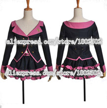 VOCALOID Hatsune Miku Project DIVA F Sweet Devil Uniform COS Clothing Cosplay Costume(China)