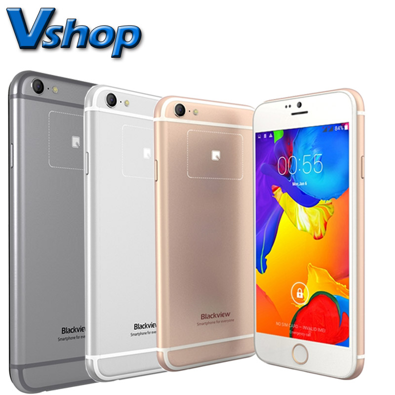 Blackview Ultra A6 4 7 inch Dual SIM Android 4 4 MTK6582M Quad Core 1 3GHz