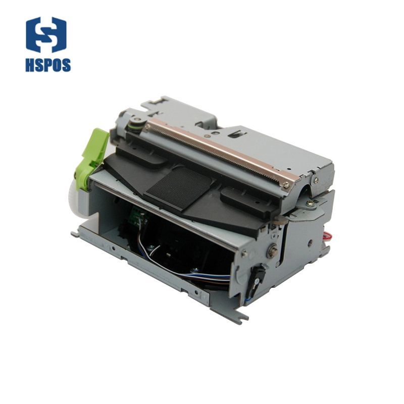 80mm Thermal printhead HS-3RA thermal printer Mechanism can choose cutter 150mm/sec printing speed Compatible with M-T532 stp411f 256 printerhead for seiko low price thermal printerhead printer accessories print head printing part printer mechanism